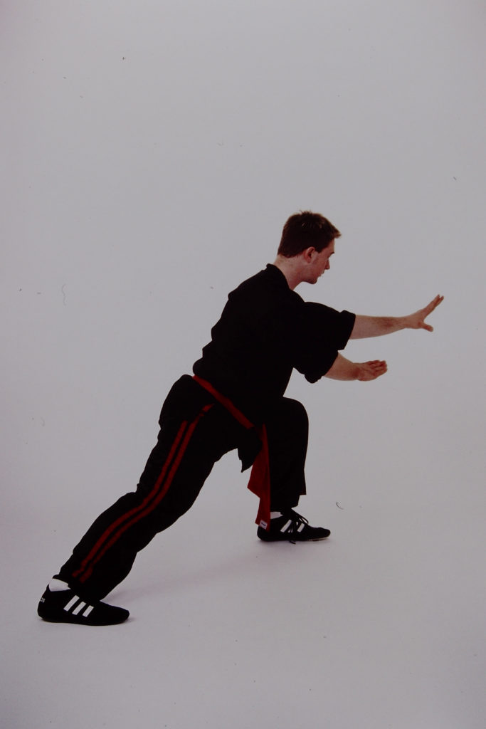 Wudang Tai Chi long form Neil Rosiak