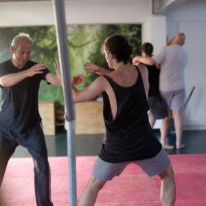 some tai chi training in london