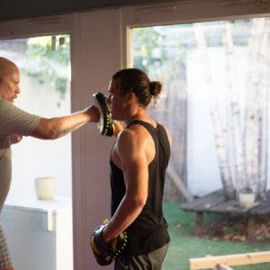 Kickboxing personal training