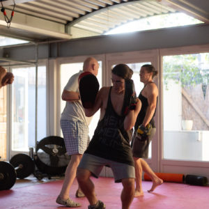 Tai chi self defence training in Camden
