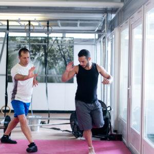tai chi training in camden class