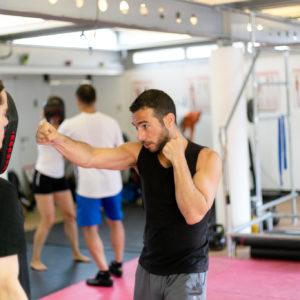 kickboxing in camden town