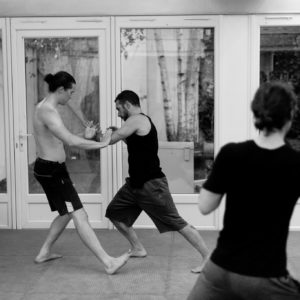Tai chi beginners course
