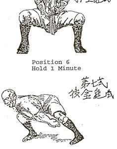 golden tortoise neigong exercise
